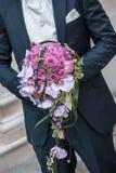 Голубые венчания Стоковое Изображение RF