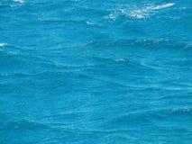голубые волны Стоковое Изображение