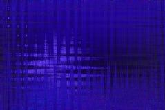 голубые волны Стоковая Фотография RF