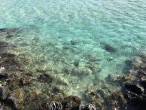 голубые Гавайские островы Стоковая Фотография