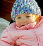 голубые глазы молодые Стоковое Фото