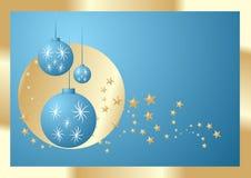 голубые глобусы Стоковое Фото