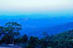 Голубые горы Стоковые Изображения