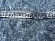 голубые джинсы предпосылки Стоковые Изображения