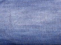 голубые джинсы Стоковое Фото