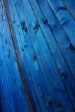 голубые доски Стоковые Фото