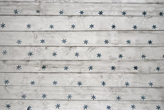 голубые звезды Стоковое Изображение RF