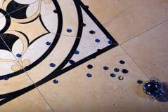 голубые камни Стоковая Фотография