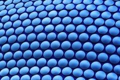 голубые круги стоковое изображение rf