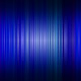 голубые линии градиента влияния Стоковое фото RF
