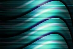 голубые линии Стоковая Фотография RF