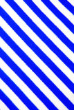 голубые нашивки Стоковая Фотография