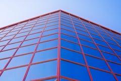 голубые окна Стоковые Фотографии RF
