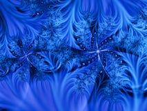 голубые перекрестные рыцари королевские Стоковые Изображения