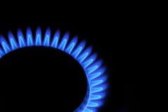 голубые пламена стоковые изображения