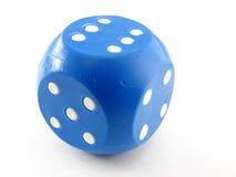 голубые плашки Стоковые Изображения RF