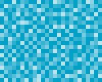 голубые плитки Стоковая Фотография RF