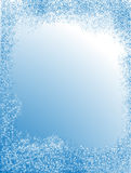 голубые рамки цвета иллюстрация вектора