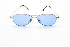 голубые тени Стоковая Фотография RF