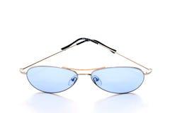 голубые тени Стоковое Изображение RF