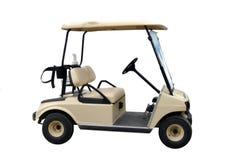 гольф автомобиля Стоковая Фотография