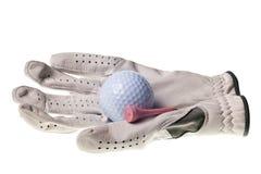 гольф изолировал Стоковые Изображения