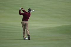 гольф Испания valderrama курса Стоковая Фотография