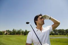 гольф клуба Стоковое Фото