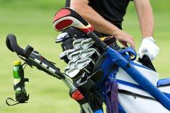 гольф клубов Стоковые Фотографии RF
