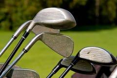 гольф клубов стоковое фото rf