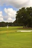 гольф курса дзота Стоковое фото RF
