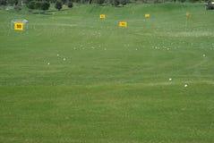 гольф курса Стоковое фото RF