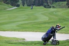 гольф мешка стоковая фотография rf
