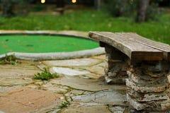 гольф миниый стоковое фото
