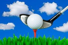 гольф напольный Стоковое Изображение