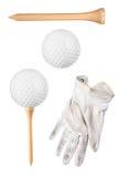 гольф оборудования Стоковая Фотография