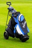 гольф оборудования стоковая фотография rf