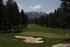 гольф прохода Стоковая Фотография RF