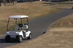 гольф тележки Стоковая Фотография RF