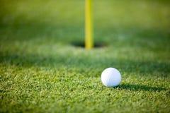 гольф шарика Стоковое Изображение RF