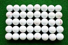 гольф шариков стоковые изображения