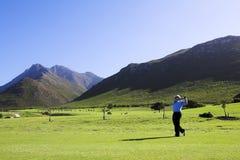 гольф 04 Стоковые Фотографии RF
