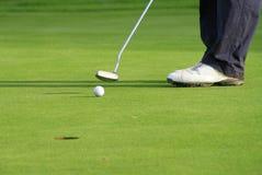 гольф Стоковое Фото