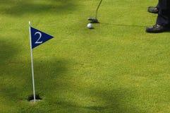 гольф стоковые изображения