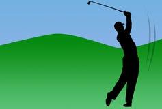 гольф 2 Стоковая Фотография