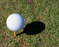 гольф 3 Стоковая Фотография