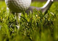 гольф стоковые фотографии rf