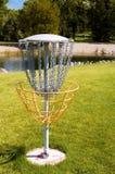 гольф frisbee Стоковое фото RF