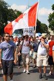гомосексуалисты Канады Стоковые Фото