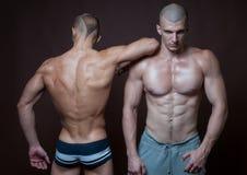 гомосексуалист пар Стоковое Изображение RF